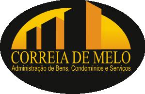 Correia de Melo - Administração de Bens, Condomínios e Serviços Logo
